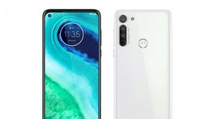 Motorola moto g8 (blanco) nuevo libre garantía
