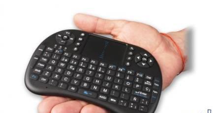 Mini teclado inalámbrico noganet nkb-k2