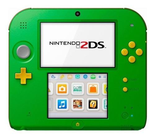 Nintendo 2ds zelda edition