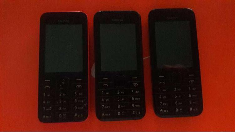 Nokia 208 para personal o movistar