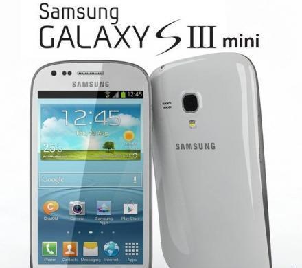 Samsung galaxy s3 mini c/caja