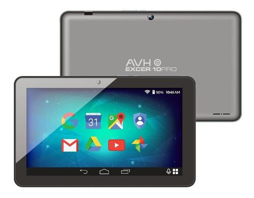 Tablet avh excer 10pro 16gb hdmi wifi bluetooth android 7.1