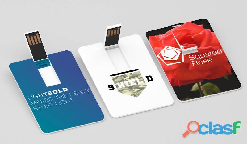 Pendrives personalizados   merchandising para empresas