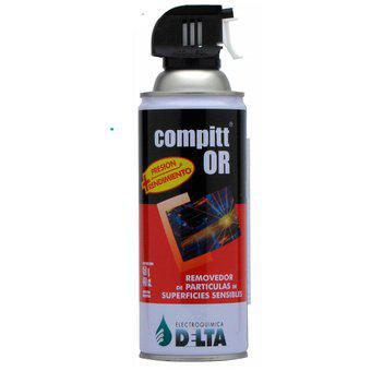 Aire comprimido compitt or delta gatillo 180 cc / 160 g