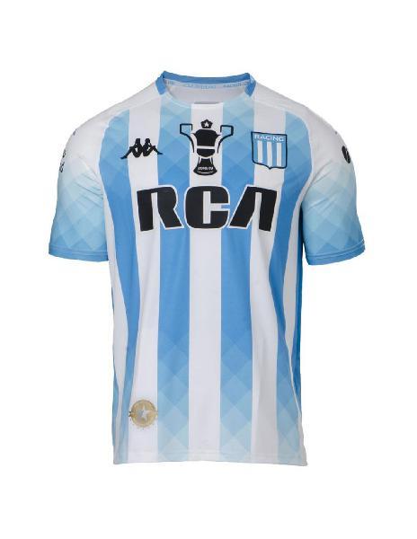 Camiseta kappa racing titular 2019