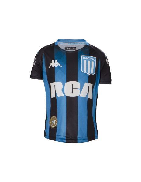 Camiseta niño kappa alternativa racing 2019