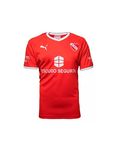 Camiseta niño puma independiente titular replic 2019