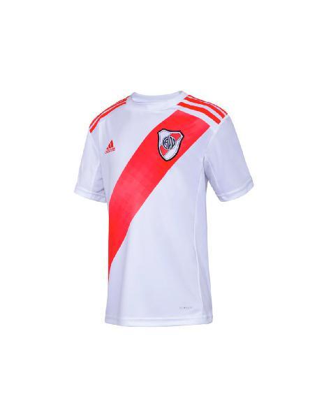 Camiseta niño adidas river plate titular hincha 2019