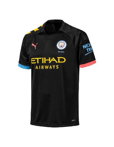 Camiseta puma manchester city away replic 2da 2019-2020