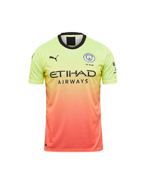 Camiseta puma manchester city away replic 3ra 2019-2020