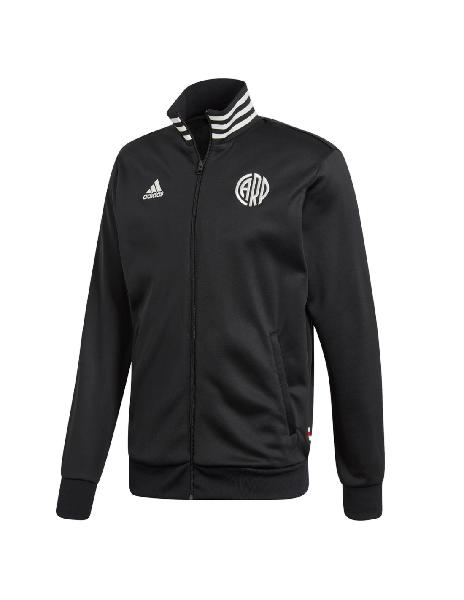 Campera adidas river plate 3 stripes