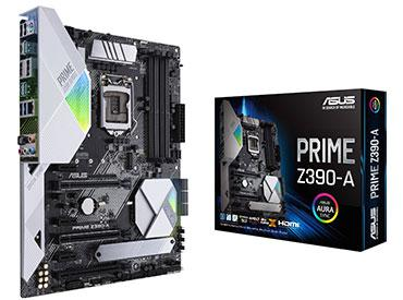 Mother asus prime z390-a socket 1151 - computer shopping