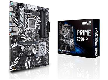 Mother asus prime z390-p socket 1151 - computer shopping