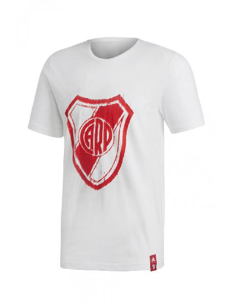 Remera adidas river plate graphic dna