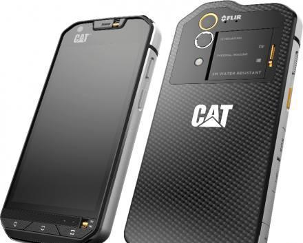 Cat s60 - camara termica - sumergible irrompible increible!