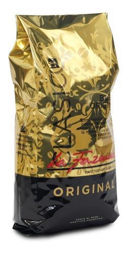 Café tostado blend original en grano o molido