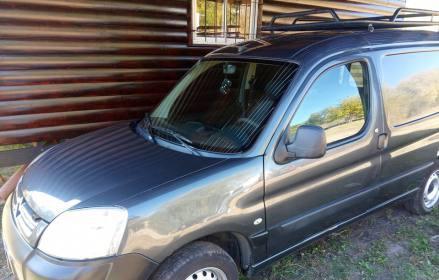 Citroen berlingo 2012 gnc 1.4