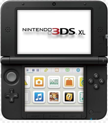 Consola new nintendo 3ds xl + cargador + juego a eleccion