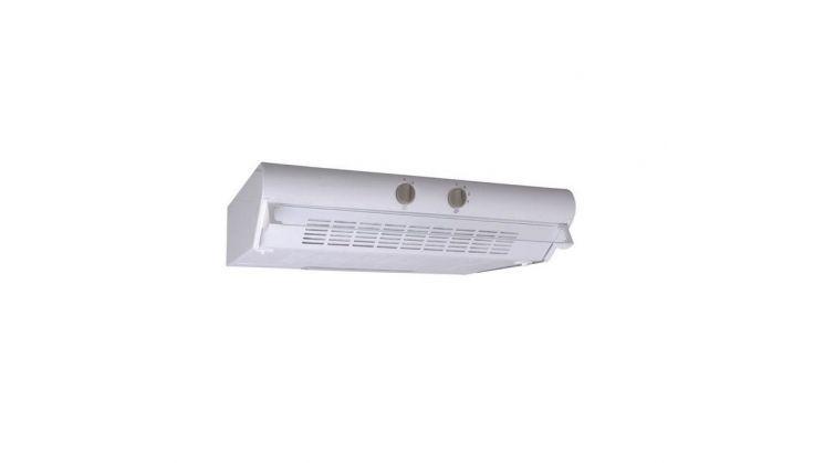 Extractor y purificador de aire de cocina, blanco,
