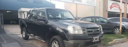 Ford ranger xl plus 2010
