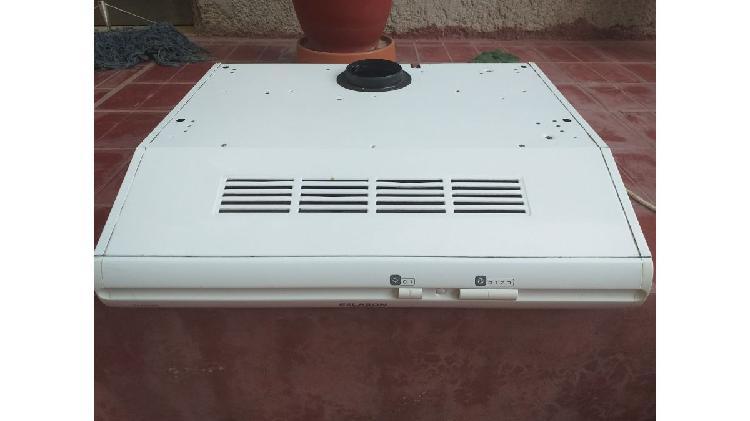Purificador extractor para cocina usado funcional + calefon