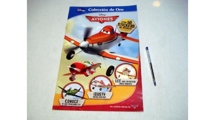 Revista grande aviones de cars