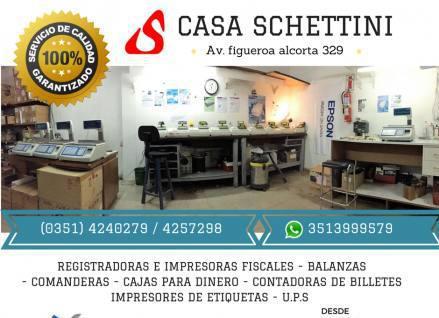 Servicio técnico controlador fiscal impresora registradora