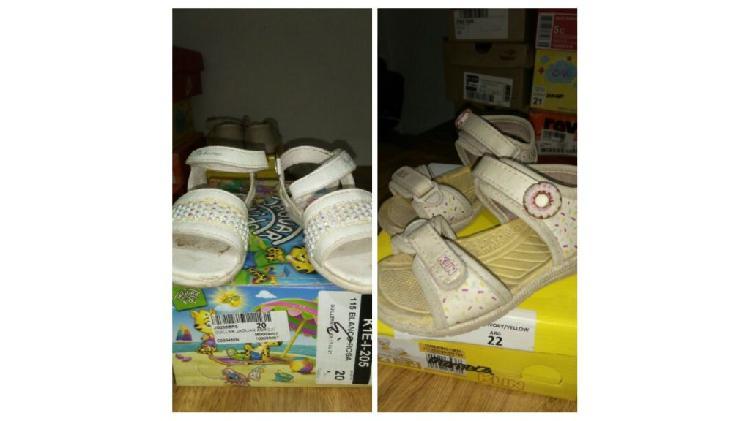 Zapatillas y sandalias nena