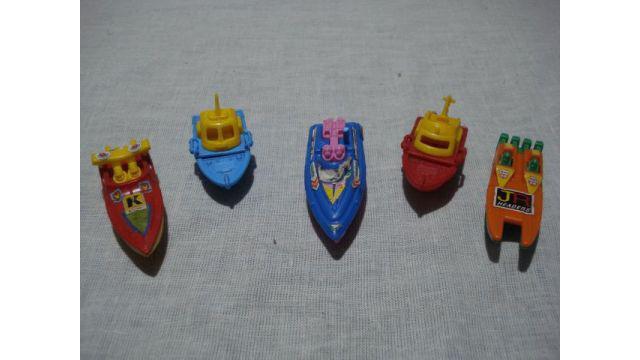 lanchitas Kinder de juguete (x5)