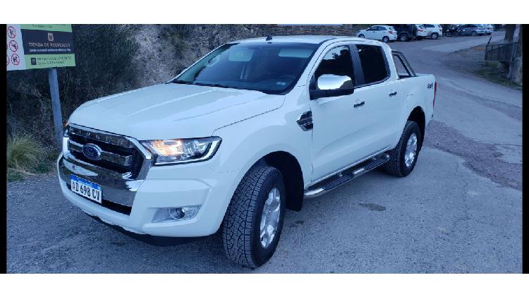 Ford ranger xlt 4x4 at 2019 solo 5000km