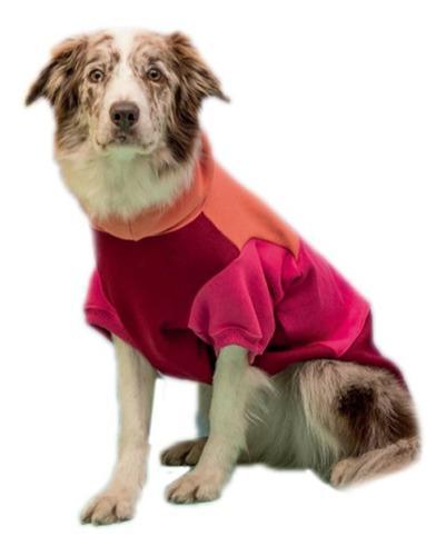 Buzo abrigo perros chicos medianos cuello polera polerón