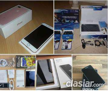 Nuevo iphone de apple 7plus, 7, 256gb, 128gb, 32gb