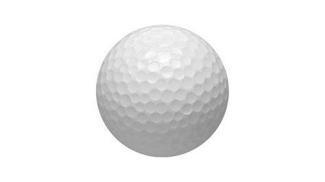 Pelotas de golf usadas (recuperadas) diferentes marcas