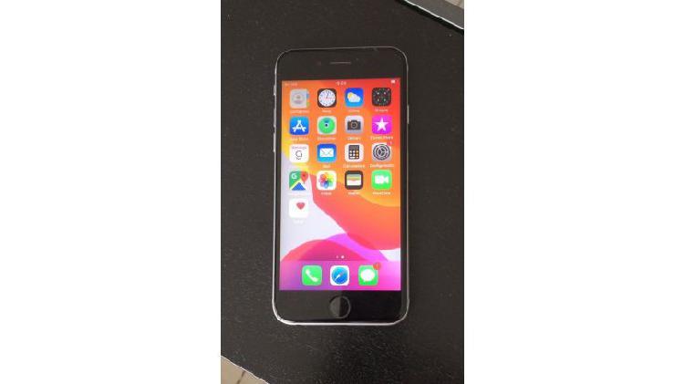 Phone 6 s - 128 gb. usado - impecable - liberado