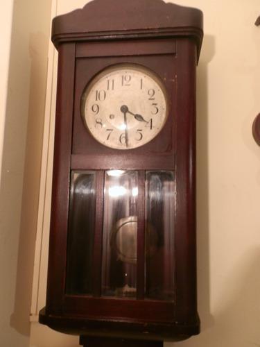 Reloj de pared antiguo kiezle germany