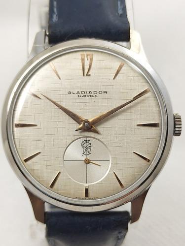 Reloj gladiador antiguo para hombre, colección