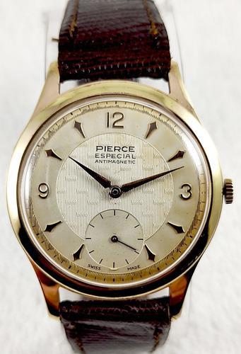 Reloj pulsera antiguo pierce hombre