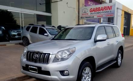 Toyota land crusier prado vx 2012 7 asientos