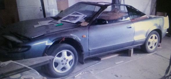 Toyota célica 1992