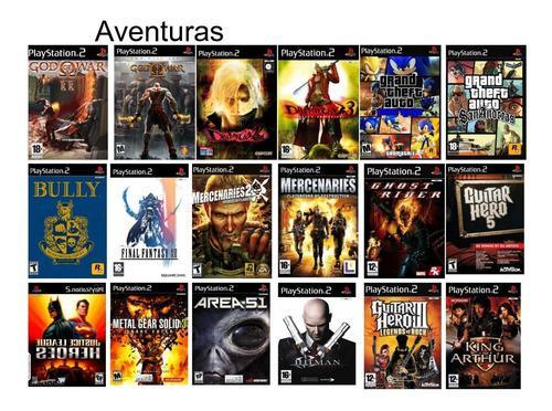 Juegos playstation 2 nuevos