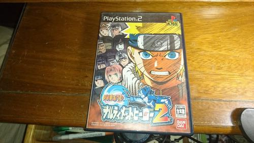 Juegos playstation 2 (ver jap) originales con manuales