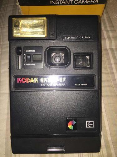 Kodak Ek160-ef Excelente Estado. Poco Uso.