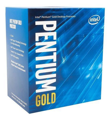 Micro intel pentium g5400 gold coffee lake 8va 1151 box