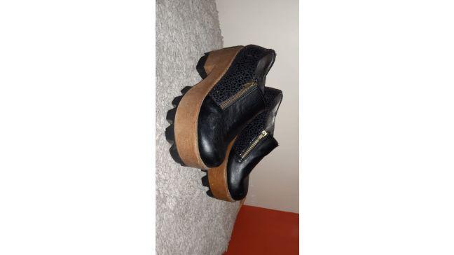 Zapato plataforma mujer