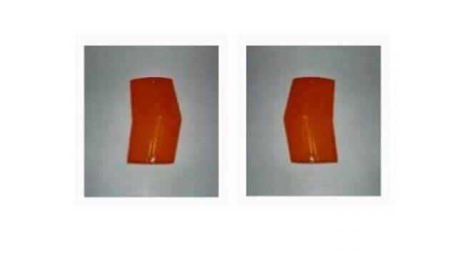 Acrilico plastico de giro falcón