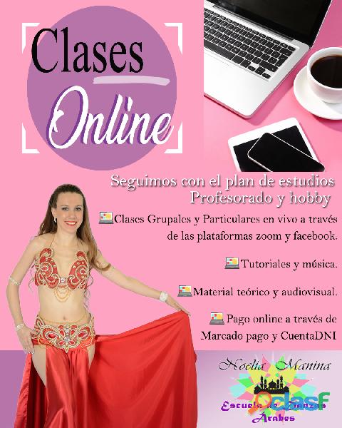 Danzas Arabes Online