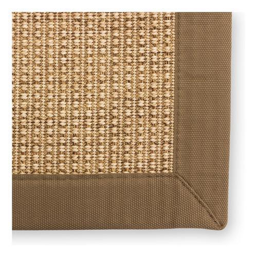 Alfombra carpeta int/ext natural/tostado 2 x 3 mt