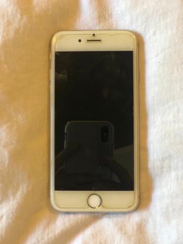 Celular apple 6 usado - necesita reparación del display