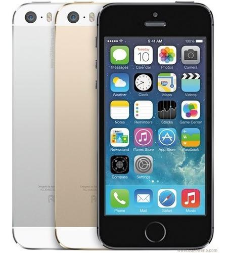 Celular iphone 5s apple 4g lte chip a7 64 bits id touch 8mp