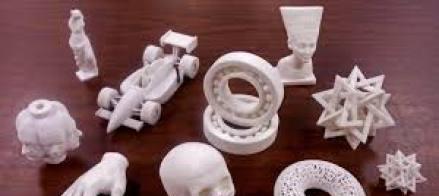 Impresiones 3d, gran variedad de materiales y calidades